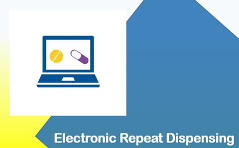 Electronic Repeat Dispensing
