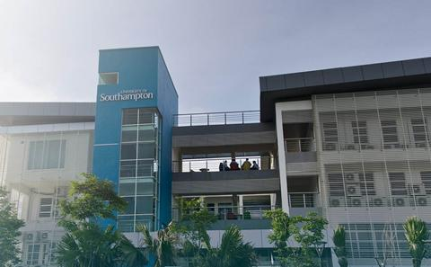 The Malaysia campus