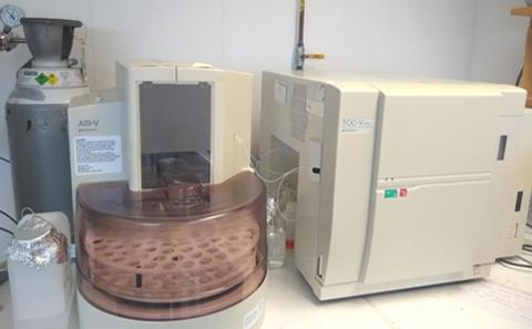 Dissolved Inorganic and Organic Nutrient Facility