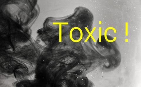 """""""TOXIC!"""""""