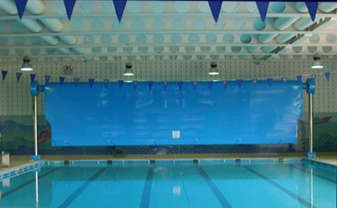 Jubilee Sports Centre Pool Cover