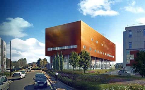 Cancer Immunology Centre building