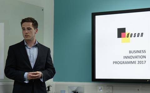 Business Innovation Programme presentation