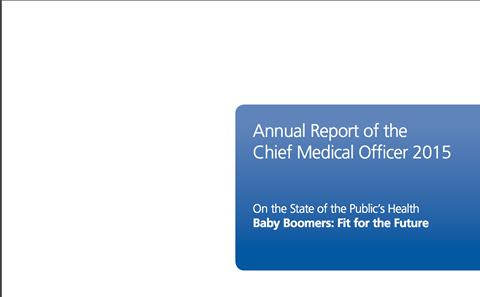 Chief Medical Officers Report 2015