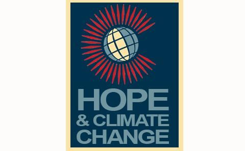 Hope and Climate Change logo