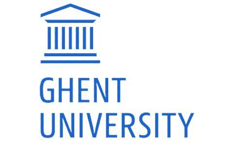 Logo University of Gent Belgium