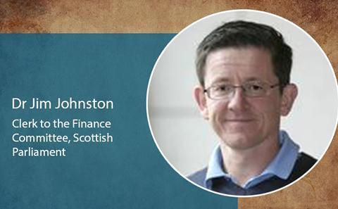 Dr Jim Johnston