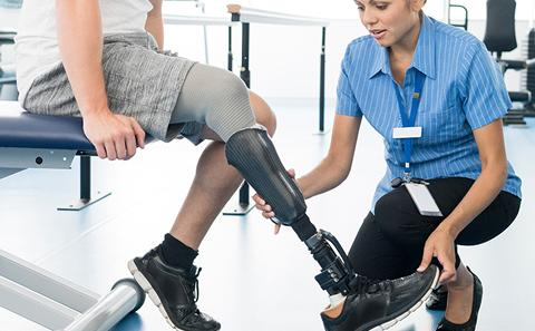 MSc Amputation & Prosthetic Rehabilitation