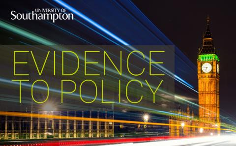 Evidence to Policy