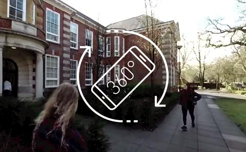 Watch our 360 film or what it is like to be a Humanities student for the day.