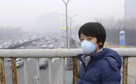 facemask smog