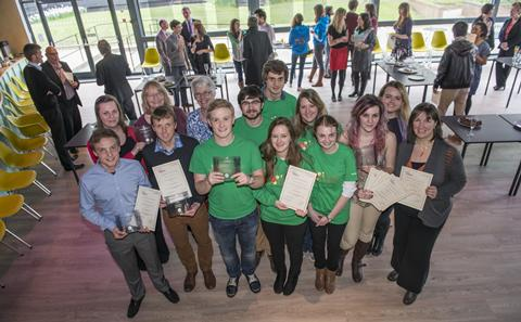 Winners of the Sustainability Action Awards