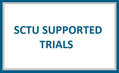 SCTU Supported Trials