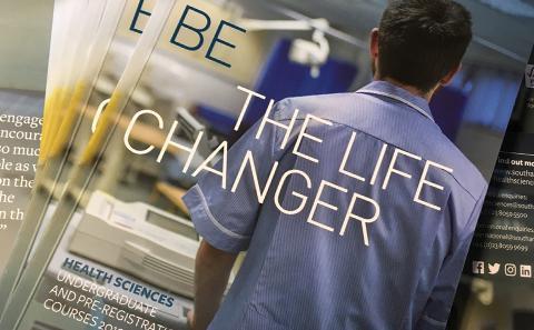 Health Sciences Undergraduate subject brochure