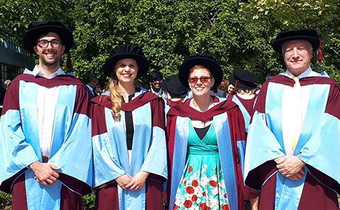 PhD Summer Graduation