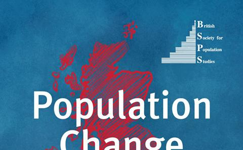 Population Change in the United Kingdom