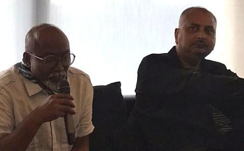 Bose Krishnamachari and Ed D'Souza