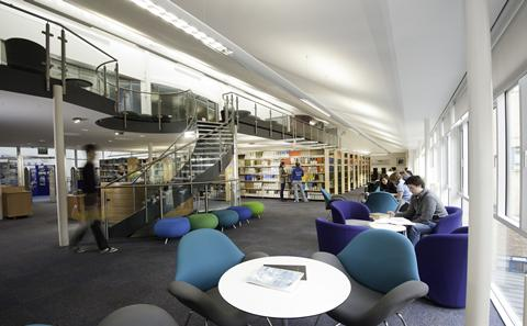 National Oceanography Centre Library