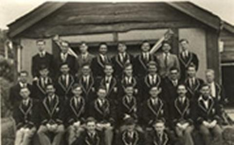 Students in the 1950s