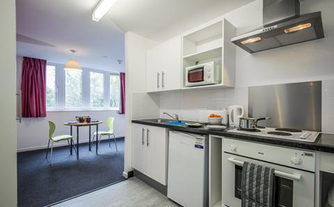 An example of a one bedroom flat in City Gateway
