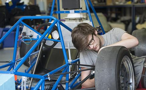Formula student team