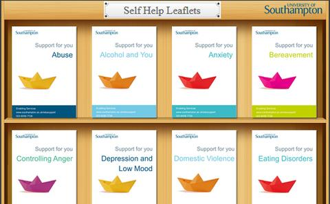 Interested in self-help?