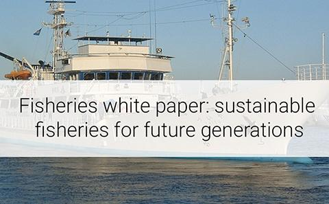 Fisheries white paper
