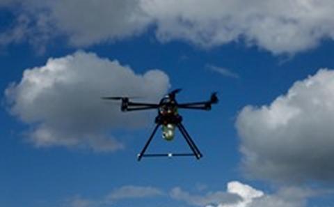 tethered UAV