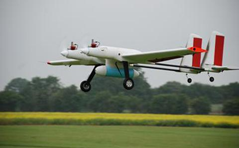 Southampton developed the world's first rapid prototyped unmanned aircraft under 20 kg MTOM