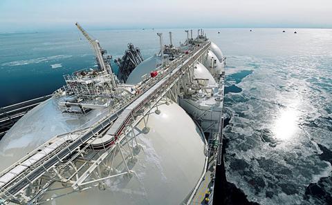LNG carrier - case studies