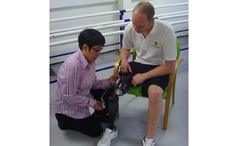 Dr Liudi Jiang: Lower Limb Prostheses