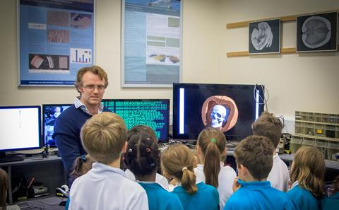 Highfield Primary School visit November 2016