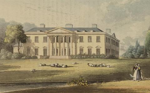 Broadlands: a country house in Hampshire