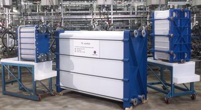 Redox flow batteries; three scales of electrochemical reactor modules for energy storage using redox flow cell techmology.