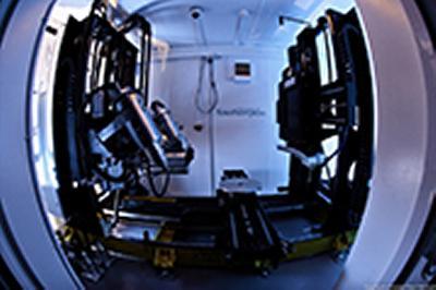 225/450kV X-ray scanner