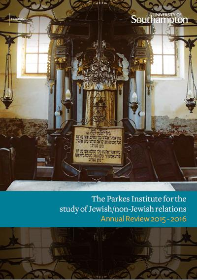 Front cover of the Parkes Annual Review