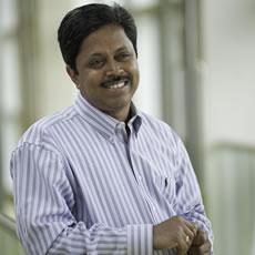 Professor Sabu Padmadas