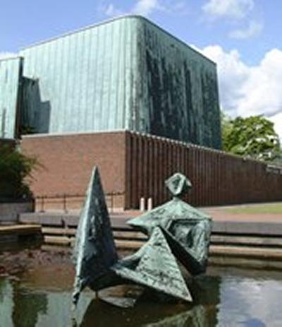 The Nuffield is one of 5 arts venues located in the centre of our Highfield campus