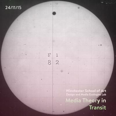 Medias in Transit poster