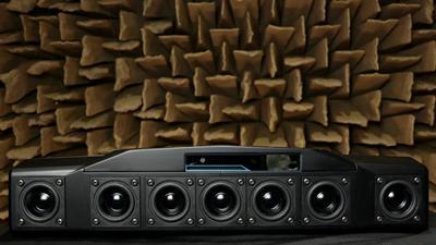 AudioScenic Smart Bar