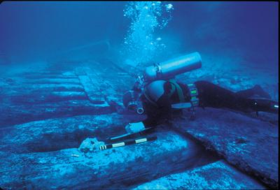 The search for energy and seabed resources