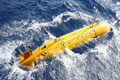 Autosubs will carry sensors to monitor changes in the ocean