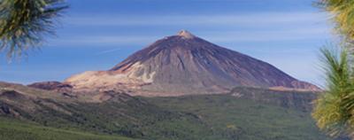 Las Cañadas volcano on Tenerife