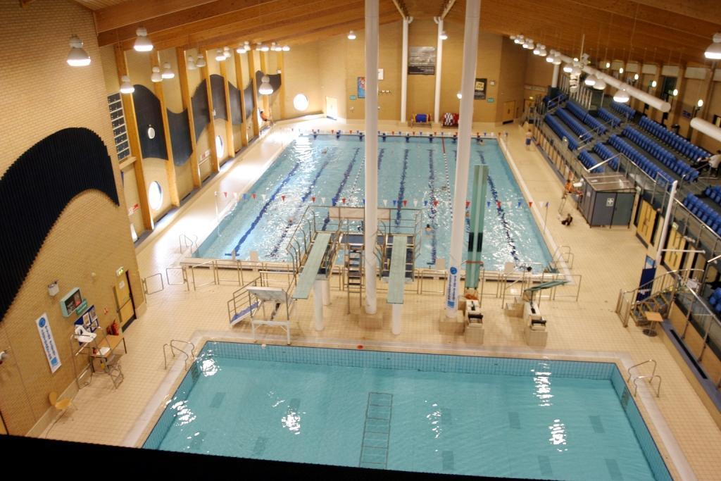 The Quays Swimming Diving Complex Sport And Wellbeing University Of Southampton