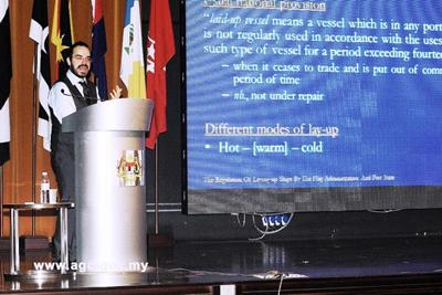 Dr Alexandros X.M. Ntovas on the podium