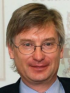 Professor Mark Zwolinski