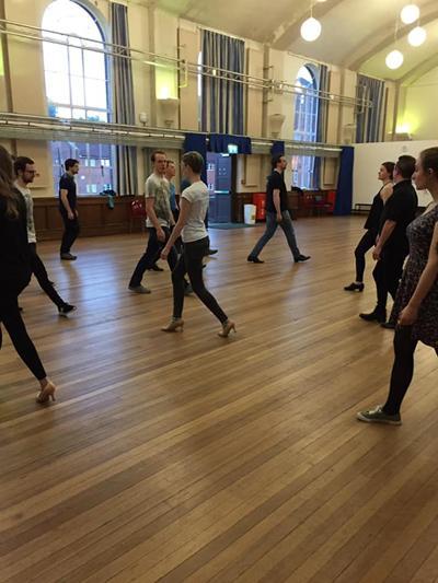 PGR Social Ballroom and Latin Dance Lesson
