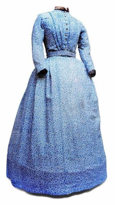 Charlotte Brontë's 'Thackeray Dress'