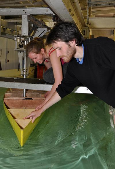 Training in marine engineering