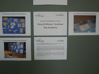 Food Waste Competition 2013 Winner